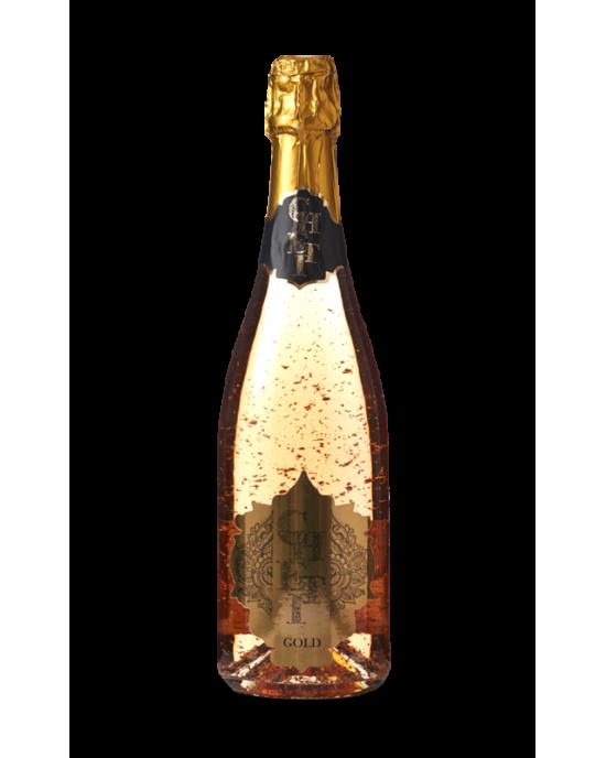 Espumante Cheti Gold Rosé