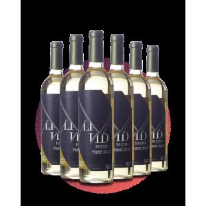 Promoção caixa com 6 garrafas de La Vid Branco